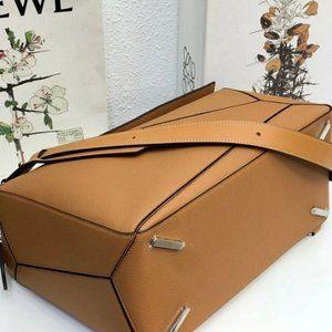 loewe geometric bag large puzzle bag